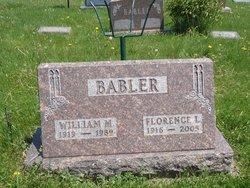 William Matthew Babler
