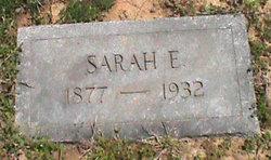 Sarah Elizabeth <i>Troup</i> Albright