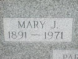 Mary J Billmeyer