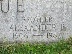 Alexander B Blue