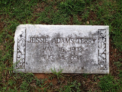 Jessie Adams Terry