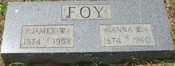 Anna Elizabeth Annie <i>Griffin</i> Foy