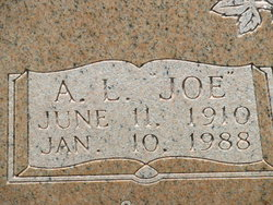 Alvie Lewis Joe Register