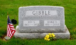 Mabel Elizabeth <i>Shank</i> Gibble