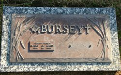 Albert James Bert Bursey