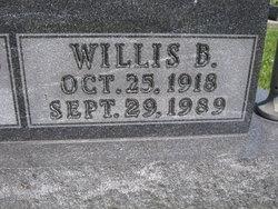 Willis B Cochard