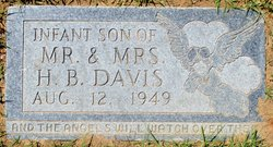 Infant Boy Davis