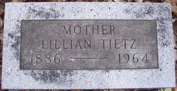 Lillian <i>Dalton</i> Tietz