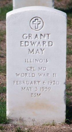 Grant Edward May