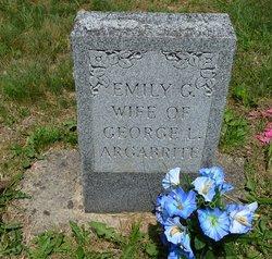 Emily Grace <i>Hardman</i> Argabrite
