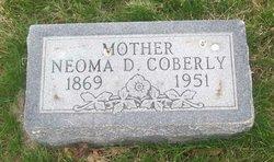 Naomi DeEtta <i>Mikesell</i> Coberly