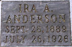 Ira Ardell Anderson