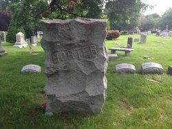 Edna A <i>Meade</i> Horter