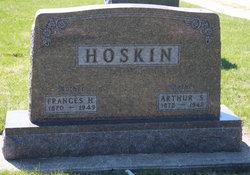 Frances Hulda <i>Sloan</i> Hoskin