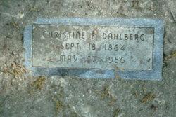 Christine F. Dahlberg