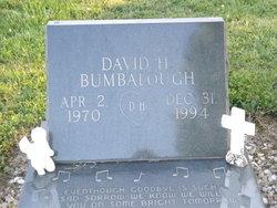 David H. Bumbalough