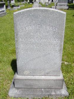 Fanny E. <i>Frost</i> Dwinell