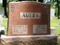 Richard Monroe Avery
