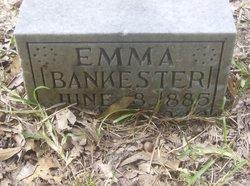 Emma <i>McConnell</i> Bankester