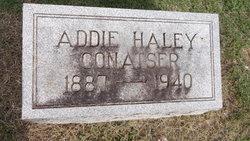 Cynthia Addie <i>Haley</i> Conatser