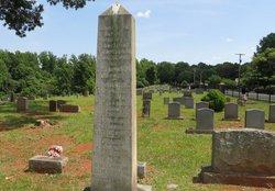 Lynchburg Baptist Cemetery