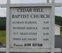 Cedar Hill Church