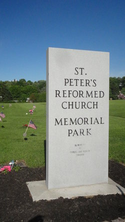 Saint Peter's Reformed Church Cemetery