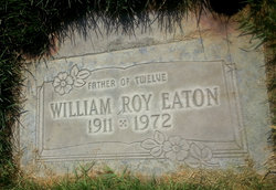 William Roy Roy Eaton