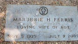 Marjorie Helen <i>Haskins</i> Ferris