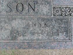 Anna J <i>Johnson</i> Nelson