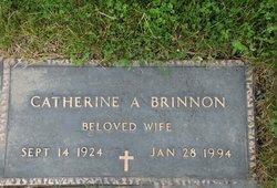 Catherine A. <i>Shumack</i> Brinnon