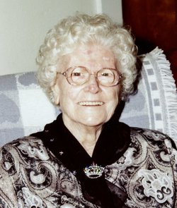 Beulah Ruth <i>Satterfield</i> Brown