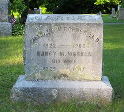 Nancy M. <i>Warren</i> Barnes