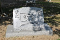 Lonnie F Denning