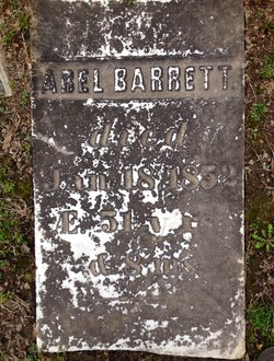 Abel C. Barrett