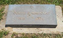 Goldie E. <i>Stewart</i> Malicoat