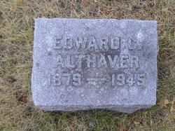 Edward C. Althaver
