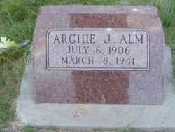 John Auchard <i>Archie</i> Alm