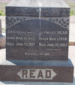 Samuel Read