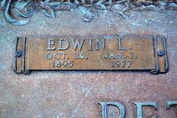 Edwin L Pettit