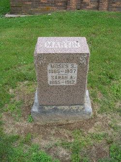 Moses Sherman Martin