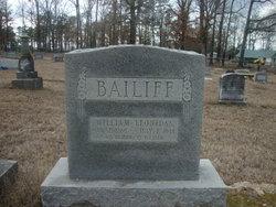 William Leonidas Bailiff