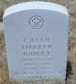 Caleb Thayer Bailey