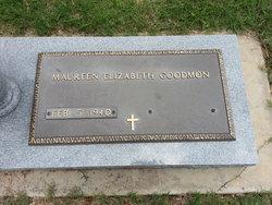 Maureen <i>Parke</i> Goodmon
