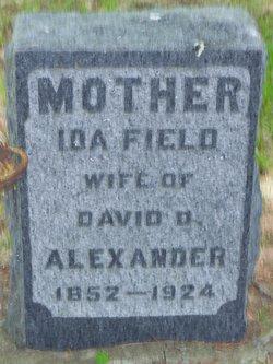 Ida Field Alexander
