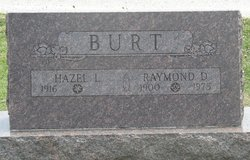 Raymond Delos Burt