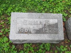 Emma Elizabeth <i>Warner</i> Adams