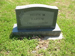Martha Helen Harlow