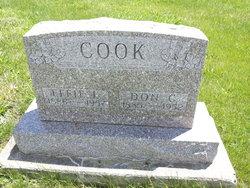 Effie <i>Simler</i> Cook
