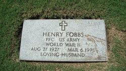 Henry Fobbs